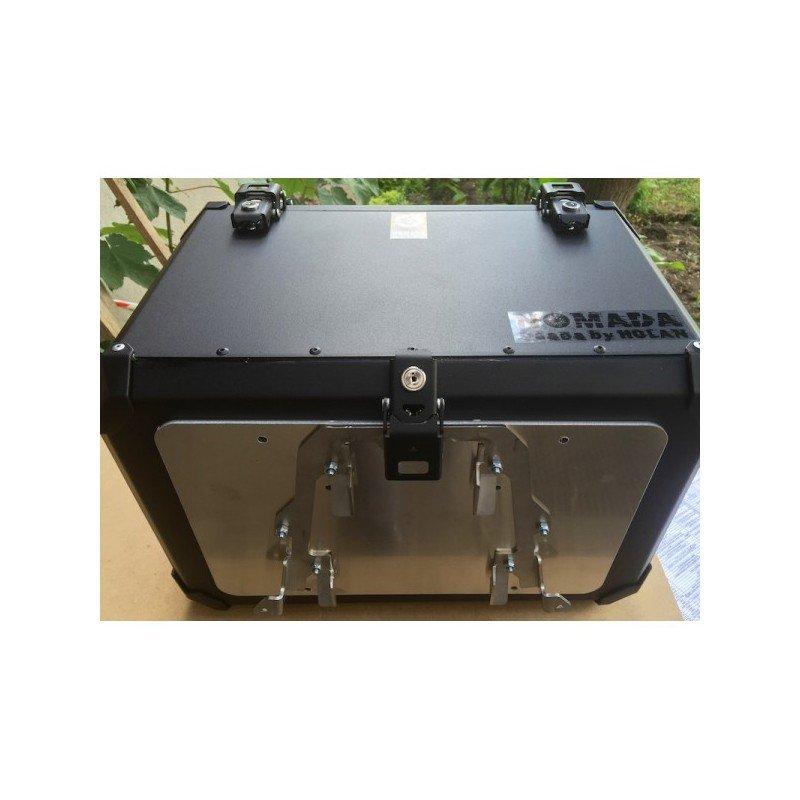 adaptador top case holan para rack original bmw r 1200 gs. Black Bedroom Furniture Sets. Home Design Ideas